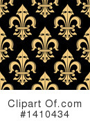 Fleur De Lis Clipart #1410434 by Vector Tradition SM