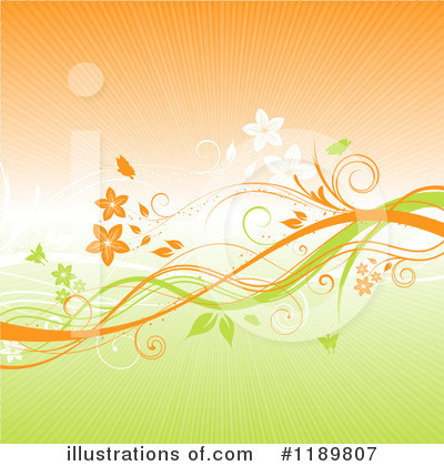 Spring Time Clipart #1189807 by KJ Pargeter