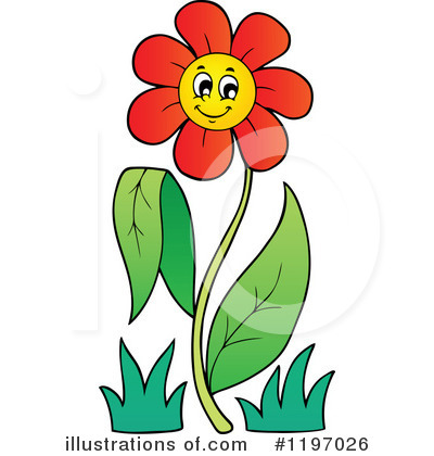 Flower Clipart #1197026 by visekart