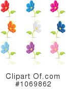 Flowers Clipart #1069862 by cidepix