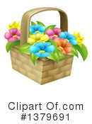 Flowers Clipart #1379691 by AtStockIllustration