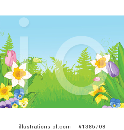 Spring Time Clipart #1385708 by Pushkin