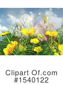 Flowers Clipart #1540122 by KJ Pargeter