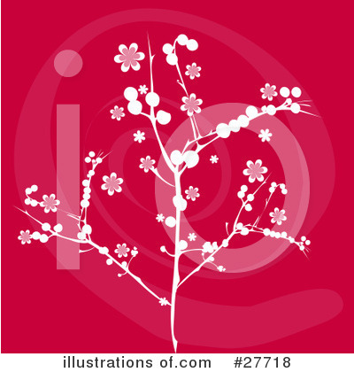 Blossoms Clipart #27718 by KJ Pargeter