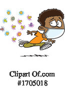 Flu Clipart #1705018 by toonaday
