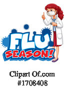 Flu Clipart #1708408 by Graphics RF