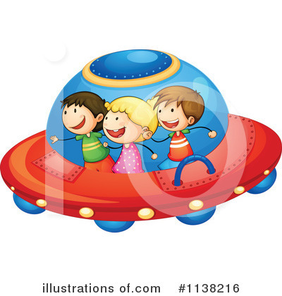 Ufo Clipart #1138216 by Graphics RF