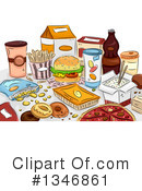 Food Clipart #1346861 by BNP Design Studio