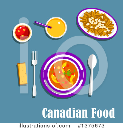Canada Clipart #1375673 by Vector Tradition SM
