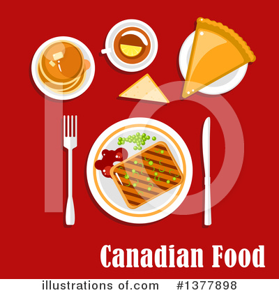 Canada Clipart #1377898 by Vector Tradition SM
