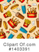 Food Clipart #1403391 by Vector Tradition SM