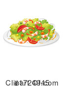 Food Clipart #1724945 by Graphics RF