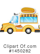 Food Truck Clipart #1450282 by Graphics RF