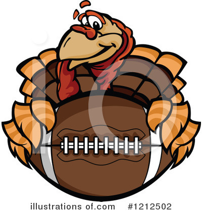 Thanksgiving Clipart #1212502 by Chromaco