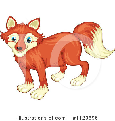 Fox Clipart #1120696 by Graphics RF