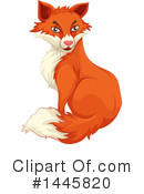 Fox Clipart #1445820 by Graphics RF