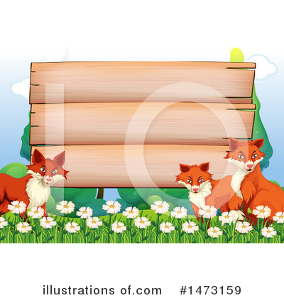 Fox Clipart #1473159 by Graphics RF