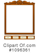 Frame Clipart #1096361 by BNP Design Studio