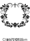 Frame Clipart #1724605 by Vector Tradition SM