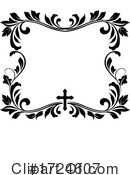 Frame Clipart #1724607 by Vector Tradition SM