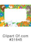 Frame Clipart #31645 by Alex Bannykh