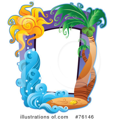 Palm Trees Clipart #76146 by BNP Design Studio