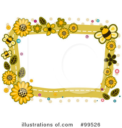 Sunflower Clipart #99526 by BNP Design Studio