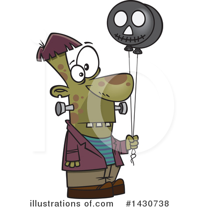 Zombie Clipart #1430738 by toonaday