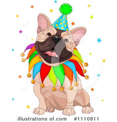 Bulldog Clipart 1210618 Illustration By Pushkin