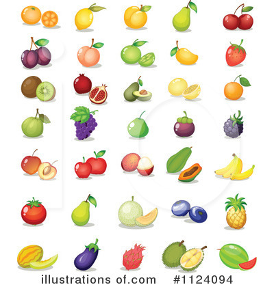 fruit clipart 1124094 illustration by graphics rf rh illustrationsof com free clipart fruit of the spirit free fruit clipart pictures