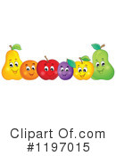 Fruit Clipart #1197015 by visekart