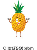 Fruit Clipart #1724614 by Vector Tradition SM