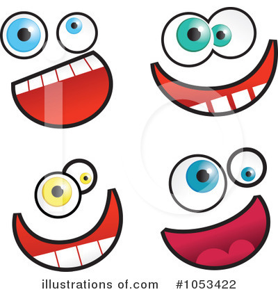 funny face clipart 1053422 illustration by prawny rh illustrationsof com funny face clipart free funny face clipart