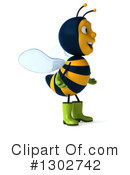 Gardener Bee Clipart #1302742 by Julos