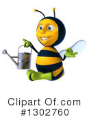 Gardener Bee Clipart #1302760 by Julos