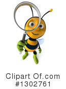 Gardener Bee Clipart #1302761 by Julos