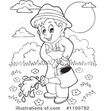 Gardening Clipart 1100782