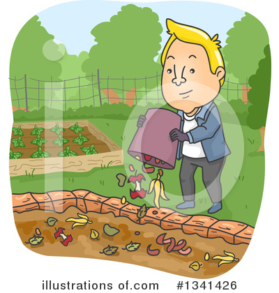 Farming Clipart #1341426 by BNP Design Studio