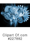 Gears Clipart #227882 by KJ Pargeter