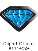 Gemstone Clipart #1114524 by Lal Perera