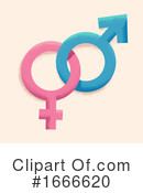 Gender Clipart #1666620 by BNP Design Studio
