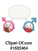 Gender Clipart #1685464 by BNP Design Studio