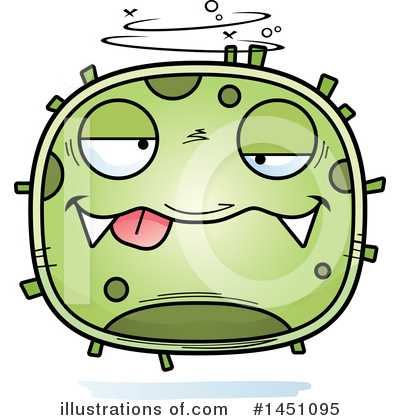 Germs Clipart #1451095 by Cory Thoman