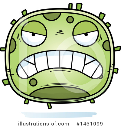 Germs Clipart #1451099 by Cory Thoman