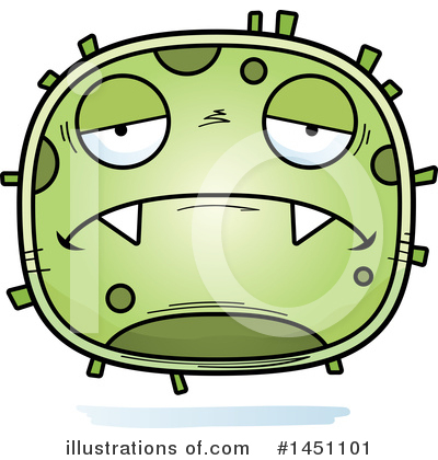 Germs Clipart #1451101 by Cory Thoman