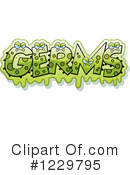 Germs Clipart #1229795 by Cory Thoman