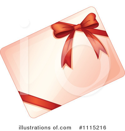 Gift Card Clipart #1115216 by Graphics RF