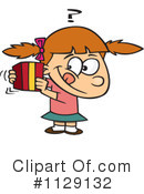 Gift Clipart #1129132 by toonaday