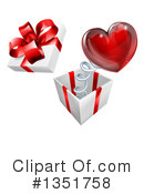 Gift Clipart #1351758 by AtStockIllustration