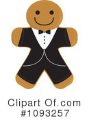 Gingerbread Clipart #1093257 by Randomway